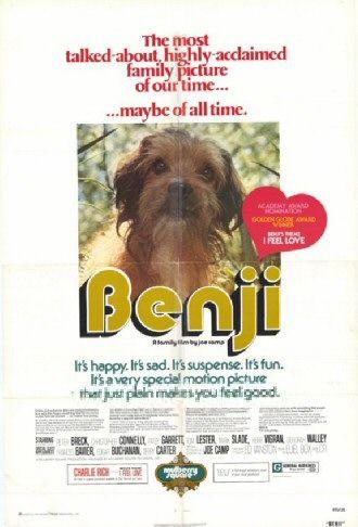 벤지 (Benji, 1974)