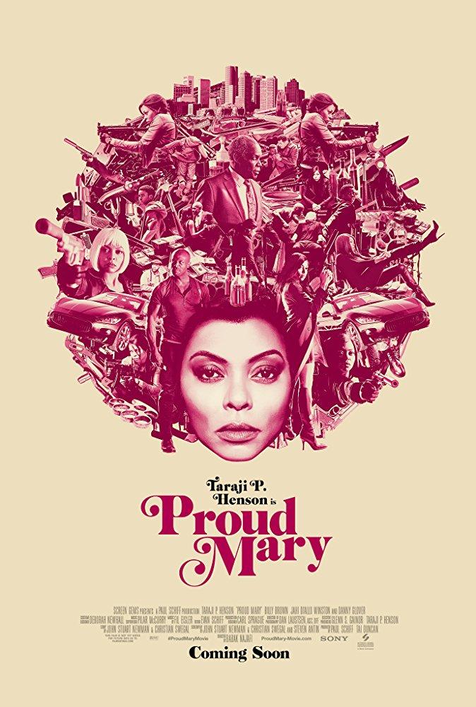 프라우드 메리 (Proud Mary, 2018)