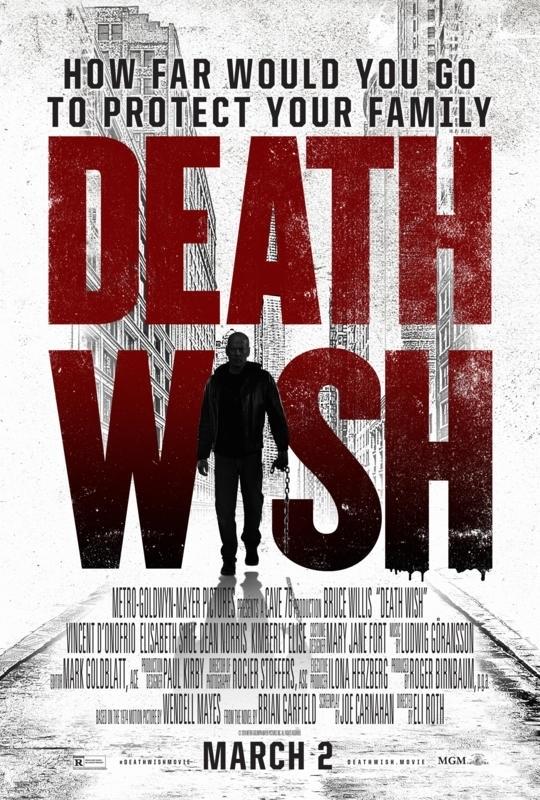 데스 위시 (Death Wish, 2018)