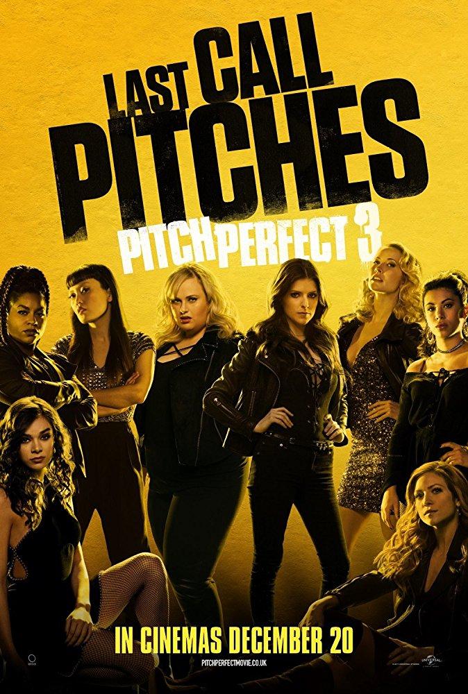피치 퍼펙트 3 (Pitch Perfect 3, 2017)