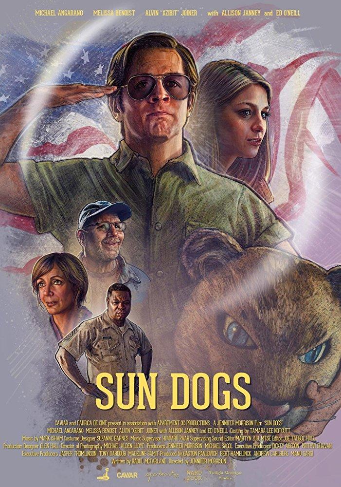 선 독스 (Sun Dogs, 2017)