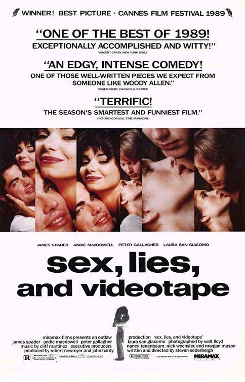 性、谎言和录像带(1989)