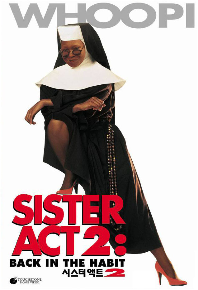 시스터 액트 2 (Sister Act 2 : Back In The Habit, 1993)