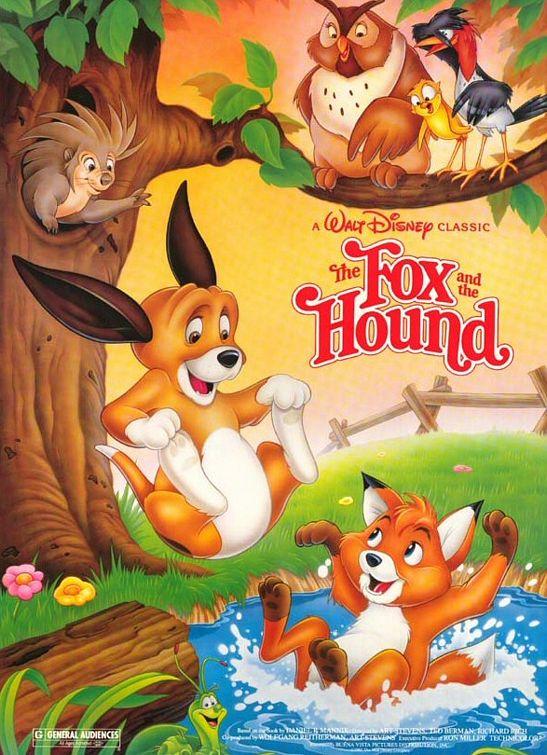 토드와 코퍼 (The Fox And The Hound, 1981)