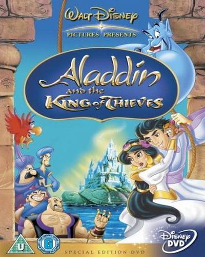 알라딘 3 : 알라딘과 도적의 왕
