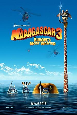 마다가스카 3 : 이번엔 서커스다!
