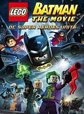 레고 배트맨 : 더 무비 - DC 수퍼히어로즈 유나이트
