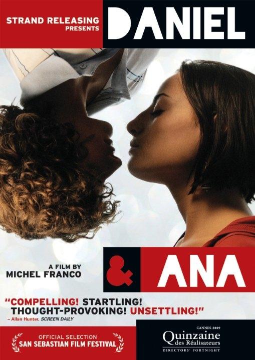 2009 墨西哥《丹尼尔与安娜》丹尼尔和安娜是姊弟也是最好的朋友