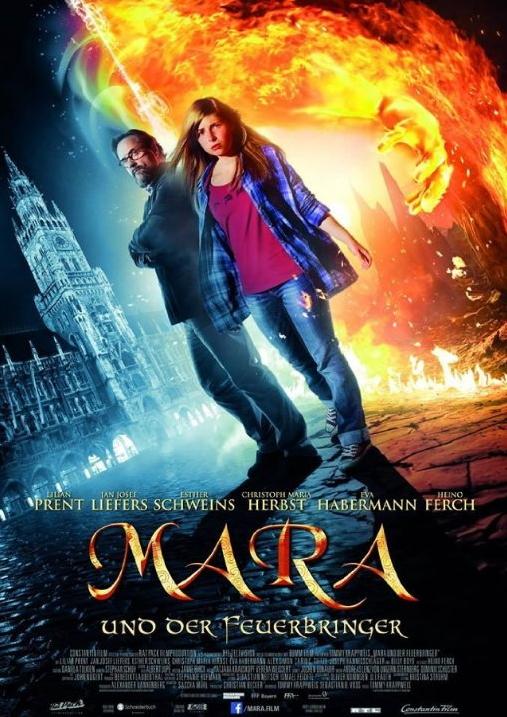 마라 앤 더 파이어브링거 (Mara and the Firebringer, 2015)