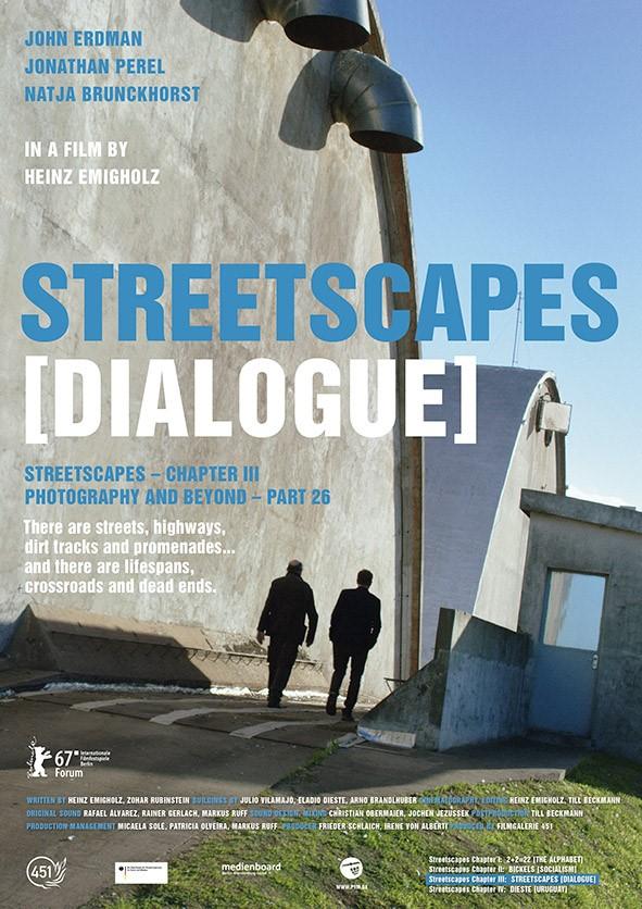 2017 德国《街市风景:对话篇》柏林电影节