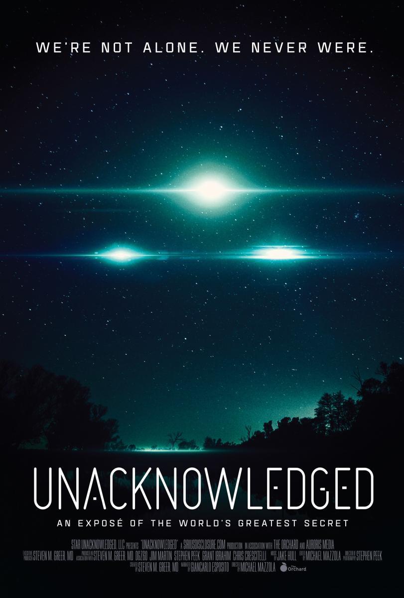 언에크놀로지 (UFO 은폐된 진실, Unacknowledged, 2017)