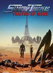 스타쉽 트루퍼스: 화성의 배신자