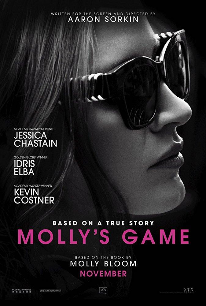 몰리스 게임 (Mollys Game, 2017)