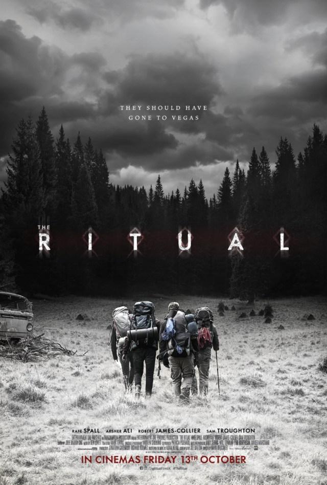 리추얼 - 숲속에 있다 (The Ritual, 2017)