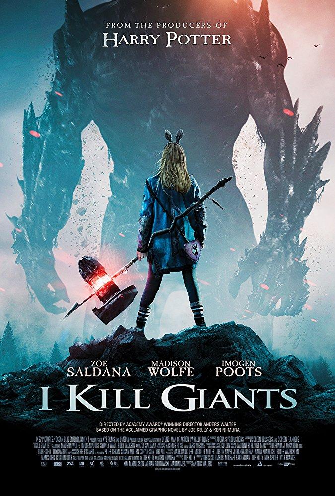 아이 킬 자이언츠 (I Kill Giants, 2017)