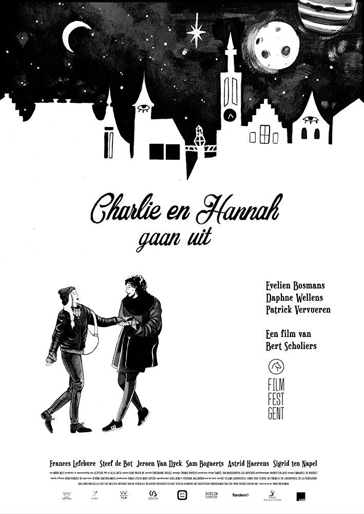 2018 比利時《查莉和漢娜的偉大狂歡夜》妙趣橫生的迷影之旅