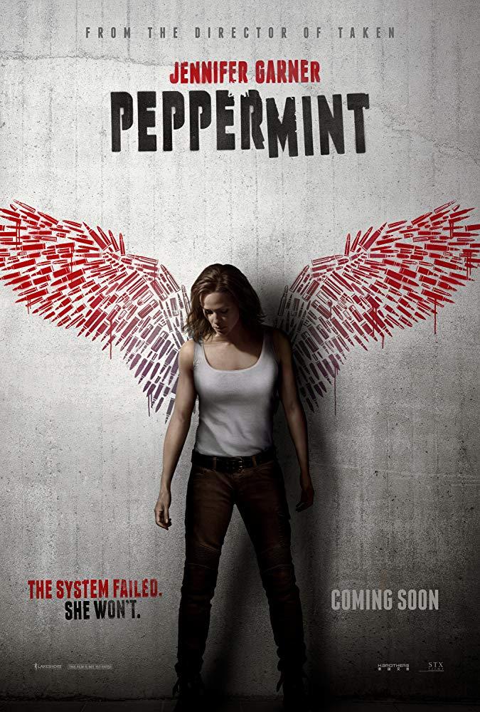 페퍼민트 (Peppermint, 2018)