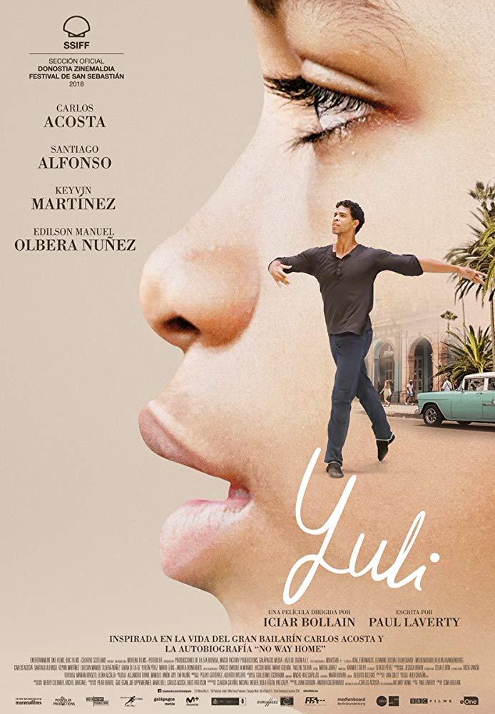 2018 西班牙《尤利》圣塞巴斯蒂安电影节