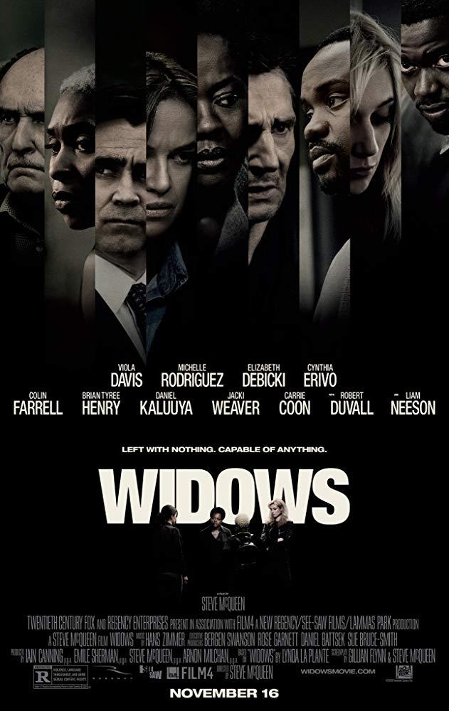 위도우즈 (Widows, 2018)
