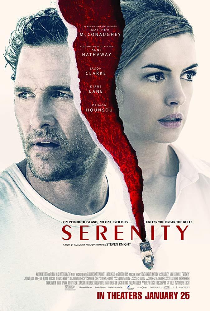 세레니티 (Serenity, 2018)