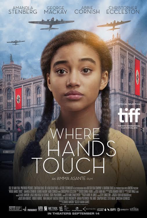 2018 英国《触碰的双手》多伦多电影节