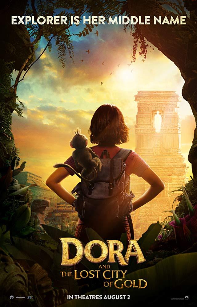 도라와 잃어버린 황금의 도시