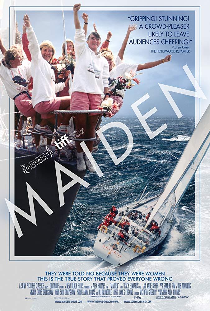 2018 英国《帆船少女号》多伦多电影节