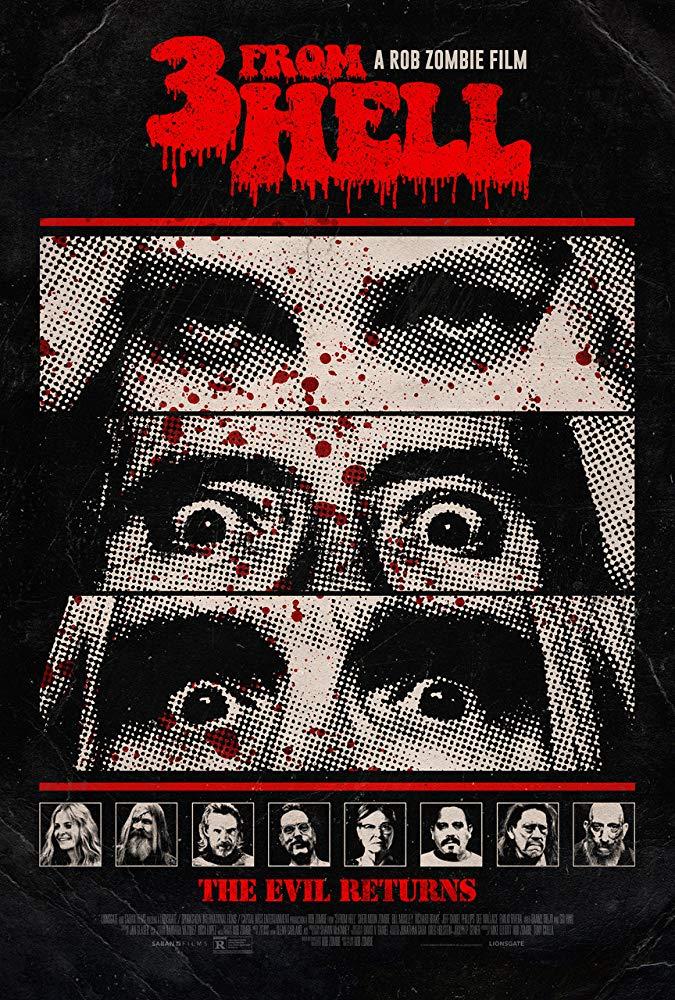 2019 美國《千尸屋3》惡魔拒絕的續集